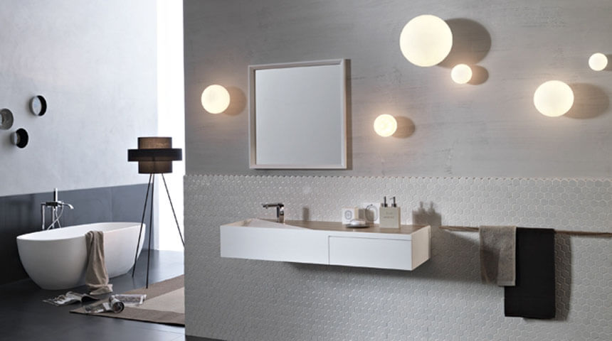 Albaelettrica - Fabian Lighting Bathroom Blog