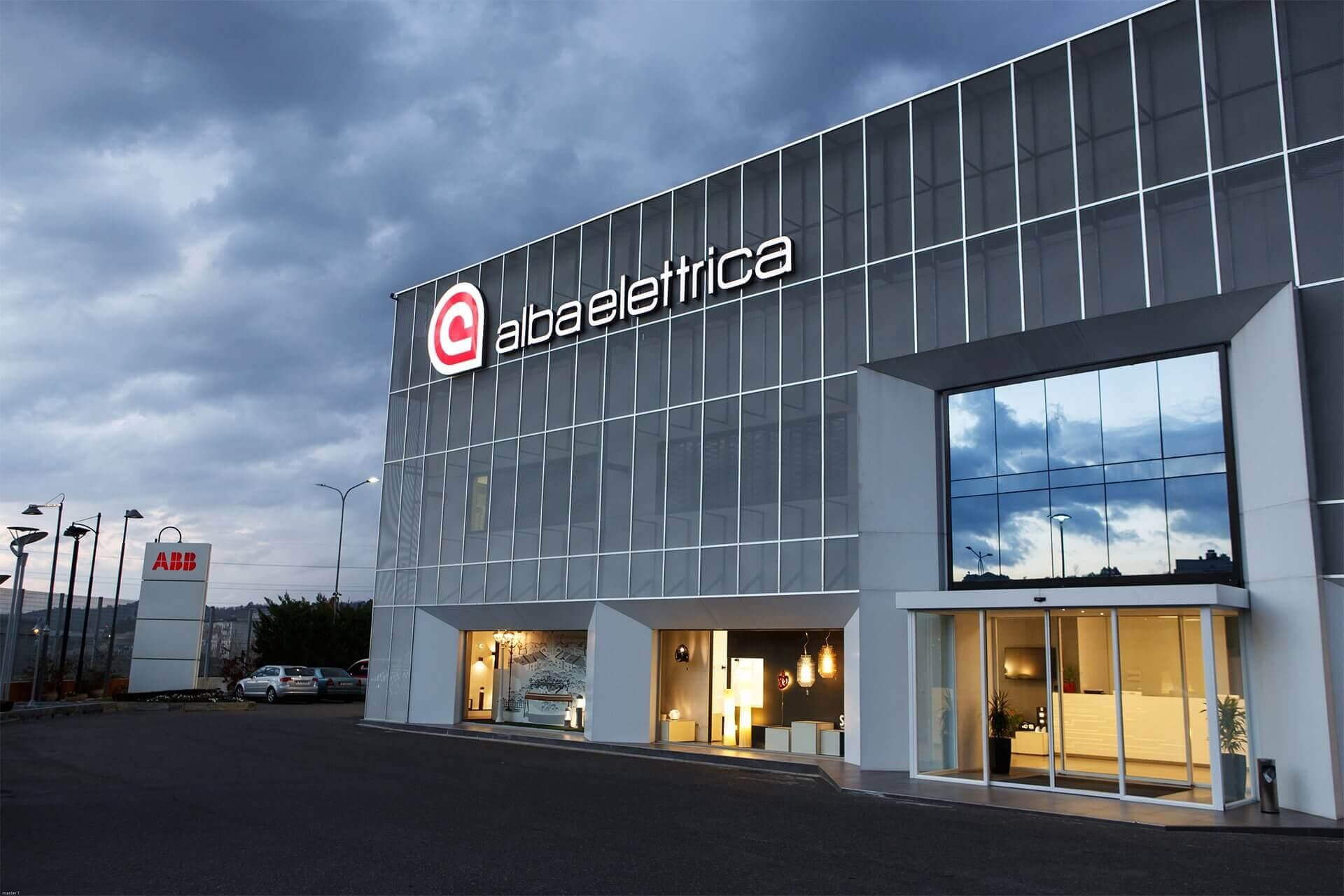 Albaelettrica - Headquarters